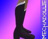 Senshi Garnet Boots
