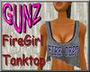 @ Fire Dept. Tanktop