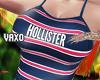 DC. HOLLISTER 3 | F