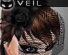 [SIN] Rose Veil - Black