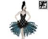 ~F~ Peacock Ballet Dress