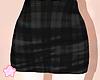 🌟 Check Skirt|Wt