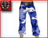 WATER CAMOUFLAGE PANTS