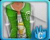 [LF] Icy Varsity - Green