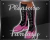 ~PF~ Bootz ~ Hot Pink