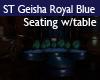 ST Geisha RoyalBlue Club