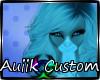 Custom  Quinny Hair