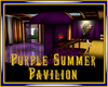 Purple Summer Pavilion