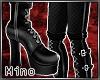 Dark Pants + Shoes