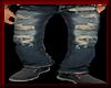 [LM]M RippedJeans..Blue