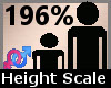 Height Scaler 196% F A