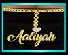 Aaliyah belly chain