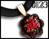*0123* Rose & Ribbon