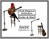 RHBE.Guitar & Stool