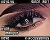 |< Hyra! Makeup!