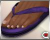 *SC-Flip-Flops Purple
