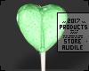 Green Lollipop f