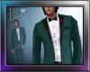 Giorgio Tuxedo Suit Teal