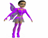 Lil Fairy Costume Purple