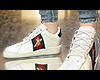 ʙs. Gucci Embroidered