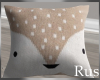 Rus Woodland Pillow 3 RE