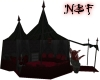 Dark tent
