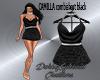 CAMILLA COMBISHORT black