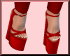 Sexy Separates Plats-Red