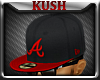 KD.A Graphite Red fitted