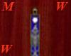 gothic cross pillars
