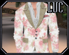 [luc] Tropic Rose Jacket