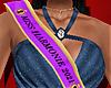 Sash Miss Harmonie 2021