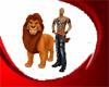 lion pet