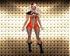 Orange Rave Outfit RL