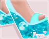 |Pi| Ocean Heels