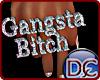 (T)GangstaBitch Knuckle