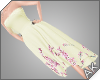 ~AK~ Sakura Gown: Cream