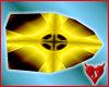 s666 Gold Warrior Shield