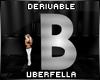 Derivable Letter B