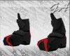 GA Blk F Armor Boots