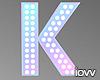 "Iv""Letters K"