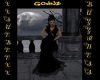 [SB] Black Sparkle Gown