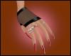 Sheer Gloves & Nails