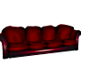 Red Chat Couch