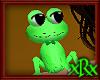 Frog Pet Animate Grn Tie