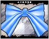 a. Blue Bow