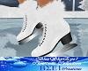 Ice Skate White Ladies