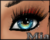 [mm] Glitter makeup fire