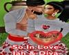 Jah & Diva Frame #1