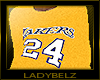 LB20-Kobe Lakers Outfit